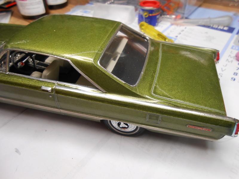 Merc 1966 Monterey junkyard Dscn5412