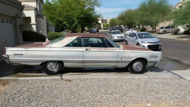 Merc 1966 Monterey junkyard Mercur11