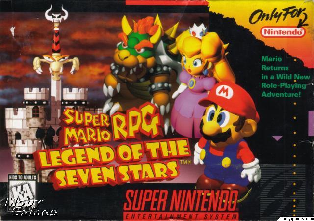 Super Mario RPG - The Legend of the Seven Stars (E) (SNES) Mrpg11