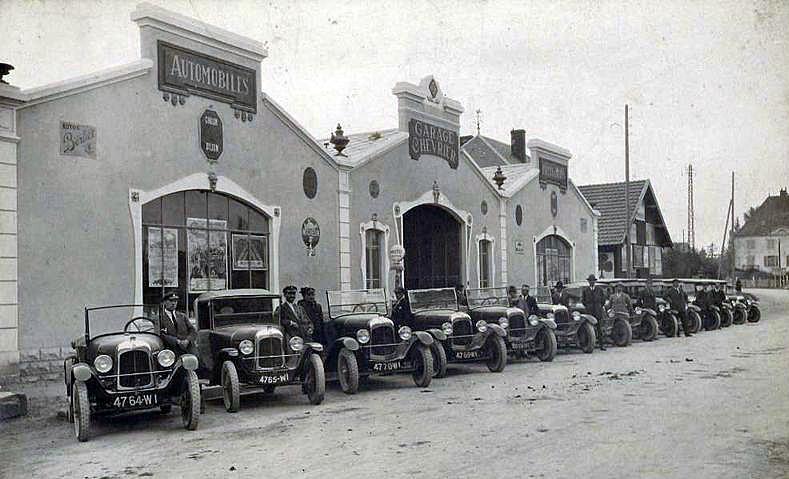 Les 100 ans de Citroën 100_an10