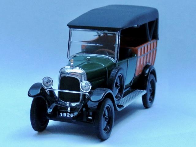 Citroën Fourgons et voitures de livraison C4 1926_110
