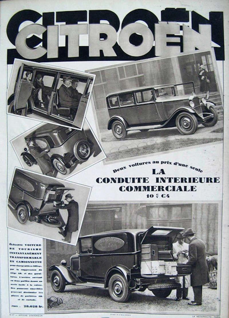 2015 > NOUVEAU > Hachette Collections + AUTO PLUS > La fabuleuse histoire des véhicules publicitaires - Page 6 19300010