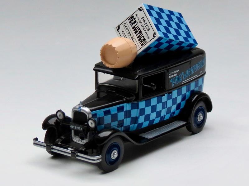 Citroën Fourgons et voitures de livraison C4 1931_c11