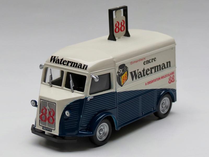 2015 > NOUVEAU > Hachette Collections + AUTO PLUS > La fabuleuse histoire des véhicules publicitaires - Page 6 1957_t11