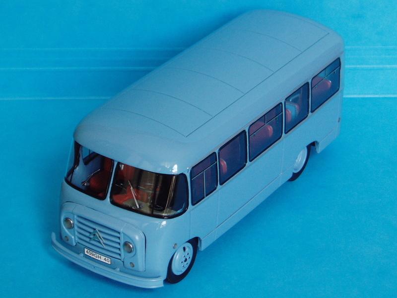Citroën Les utilitaires miniatures au Cirque 1958_b10
