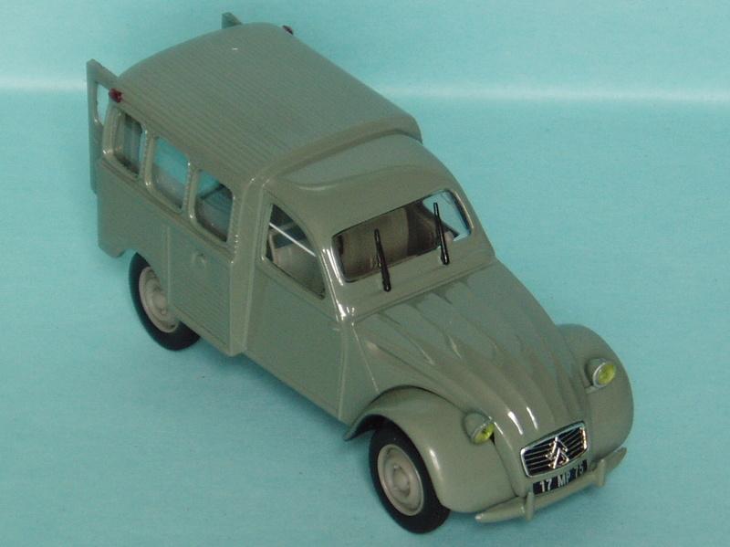 Citroën 2 CV : ACCESSOIRISTES transformations  1962_210