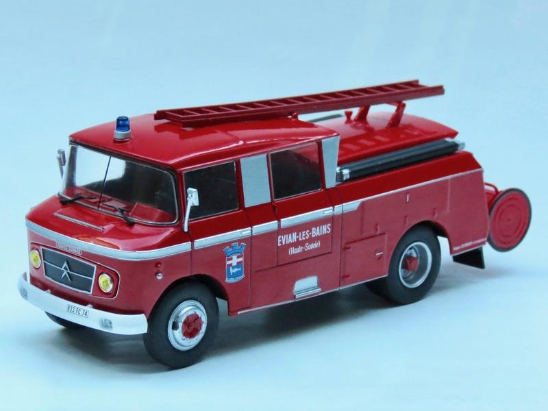 """2011 - Hachette Collections > """"Camions et véhicules de Sapeurs Pompiers au 1/43"""" >> 2014 - Page 2 1964_t10"""