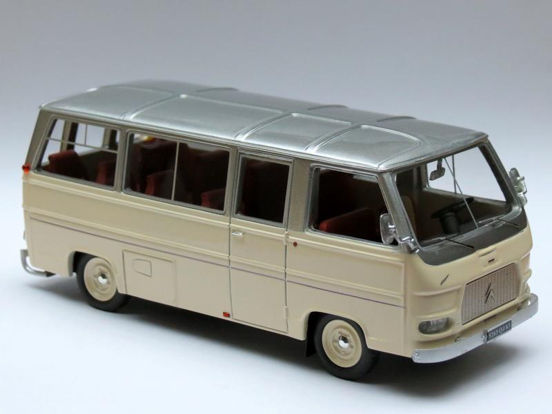 Citroën Les utilitaires miniatures au Cirque 1967_c10