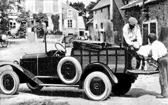 Citroën Fourgons et voitures de livraison C4 21citr11