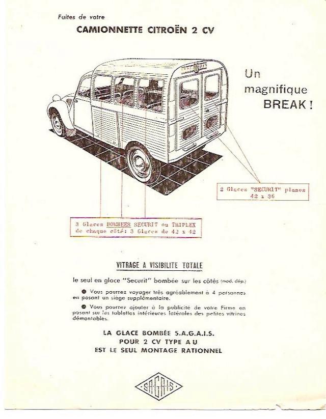 Citroën 2 CV : ACCESSOIRISTES transformations  2cv_br11