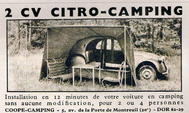 Citroën 2 CV : ACCESSOIRISTES transformations  2cv_ci10