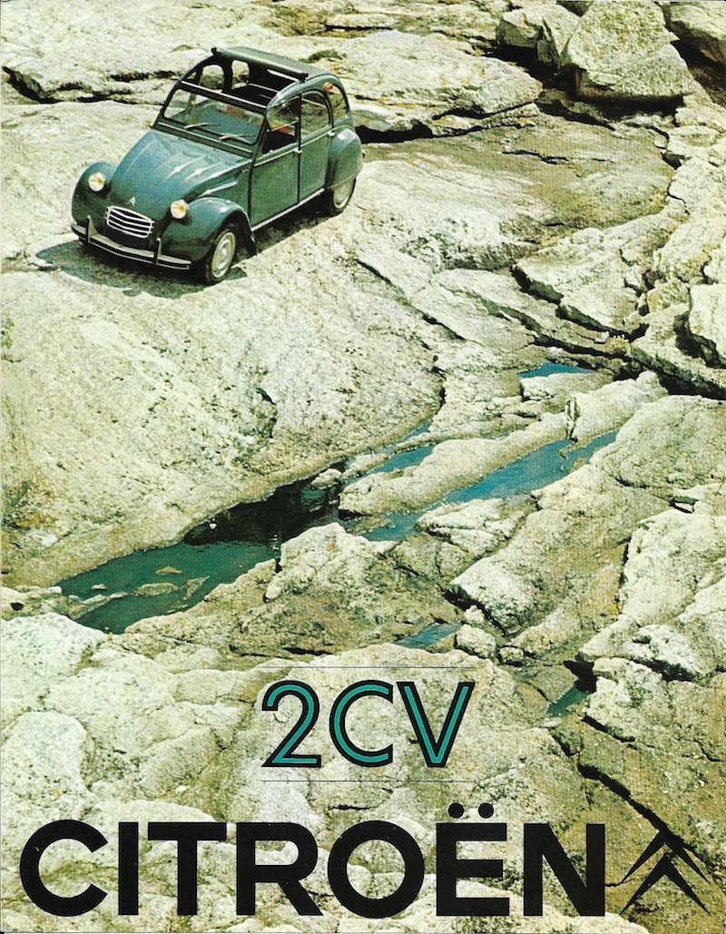 Citroën 2 CV : ACCESSOIRISTES transformations  2cv_en10