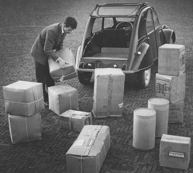 Citroën 2 CV : ACCESSOIRISTES transformations  Azc11