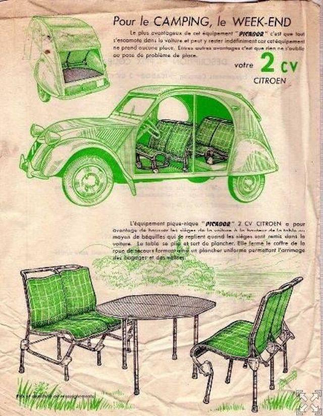 Citroën 2 CV : ACCESSOIRISTES transformations  B31e6710