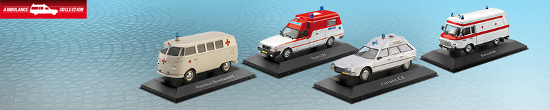 "2014 - Editions Atlas > ""Ambulances Collection"" >> 2017 Big-6312"