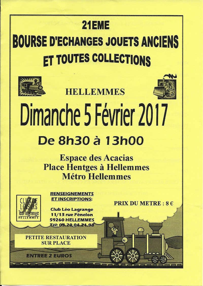 CALENDRIER HEBDOMADAIRE DES BOURSES & EXPOSITIONS 2017 PAR ERIC  Bourse13