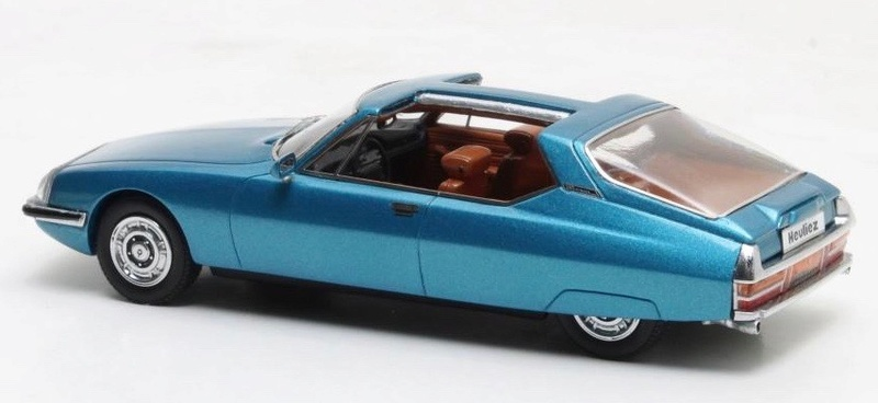 Citroën SM Espace, mi-coupé, mi-cabriolet 1971  Captur28