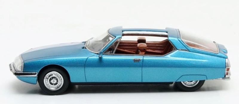 Citroën SM Espace, mi-coupé, mi-cabriolet 1971  Captur31