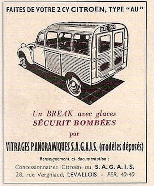 Citroën 2 CV : ACCESSOIRISTES transformations  Citroe16