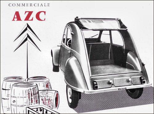 Citroën 2 CV : ACCESSOIRISTES transformations  Citroe19