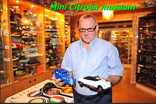 Citroën mini museum Citroe23