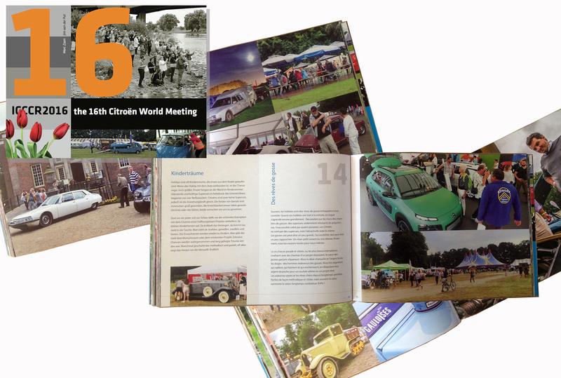 Rétrospectives 16 ème ICCCR (International Citroën Car Clubs Rally) en 2016 Ensemb10