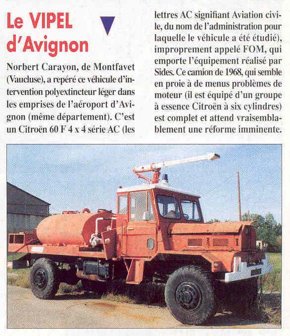 """2011 - Hachette Collections > """"Camions et véhicules de Sapeurs Pompiers au 1/43"""" >> 2014 - Page 2 Fom_vi10"""