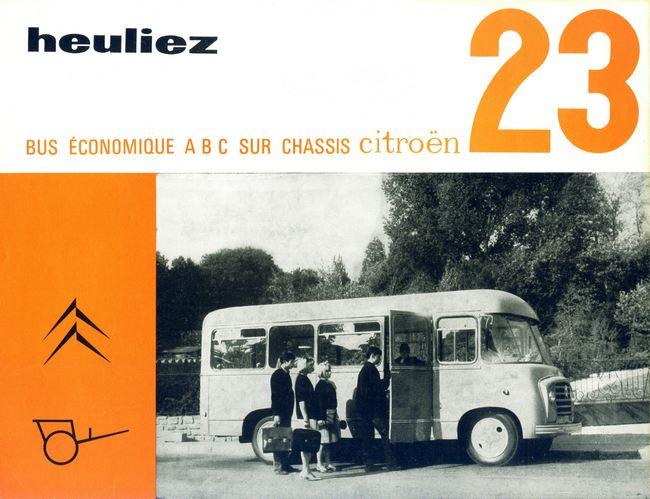 Citroën Les utilitaires miniatures au Cirque H23210