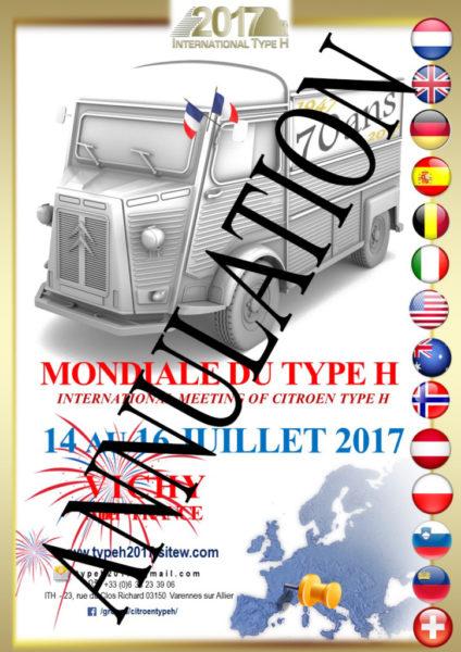 2017 : 70 ans du Type H Ith-fl10