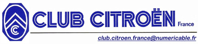 Adhérez au CLUB CITROËN FRANCE Logo-c11