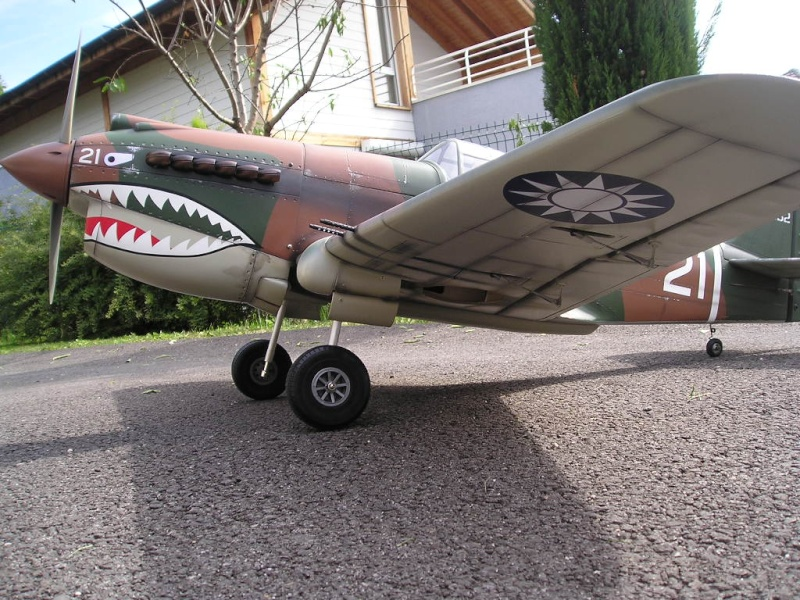 CURTISS P40 B P1010012