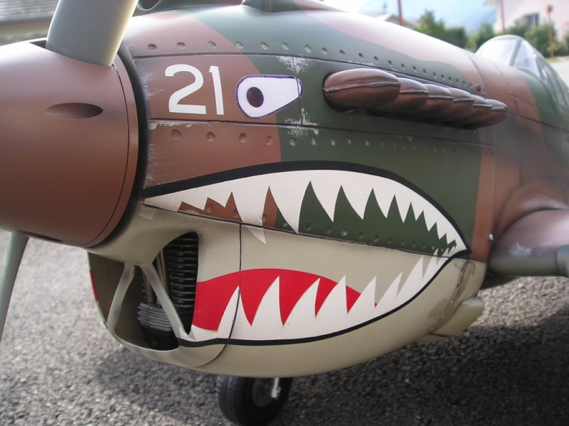 CURTISS P40 B P1010013