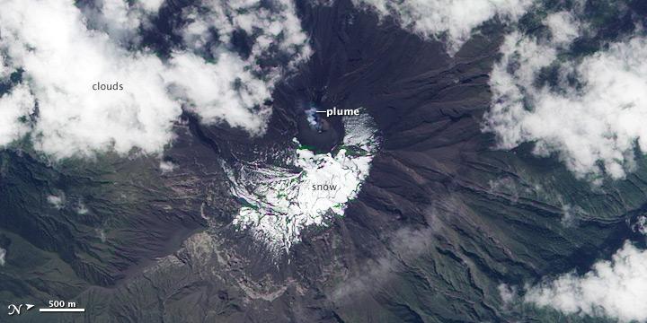 VOLCANES ACTIVOS EN ESTOS MOMENTOS  Volcan11