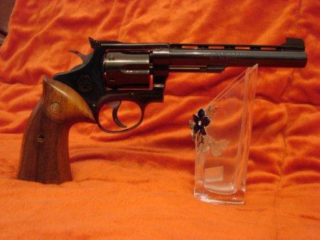 Revolver Sauer & Sohn Trophy? Revolv10