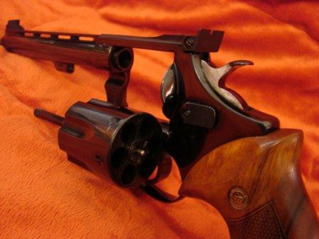 Revolver Sauer & Sohn Trophy? Revolv12