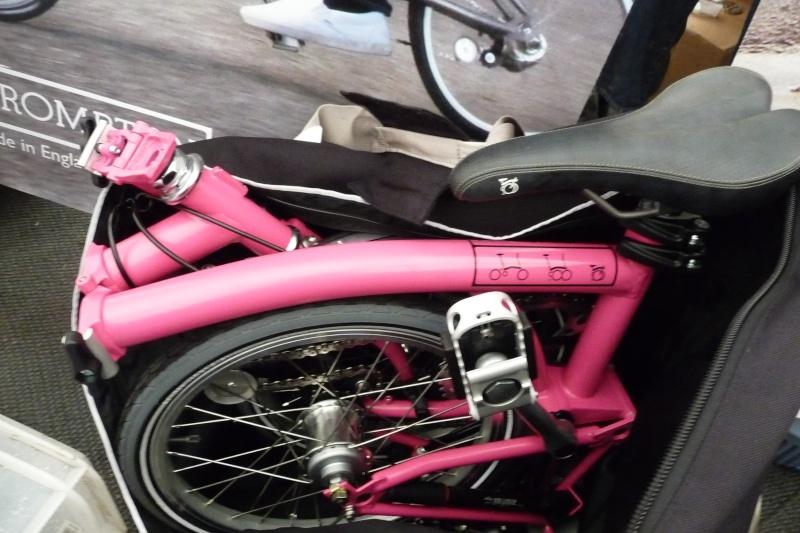 Cyclable Villavelo : nouveautés Brompton 2011 ! P1050611