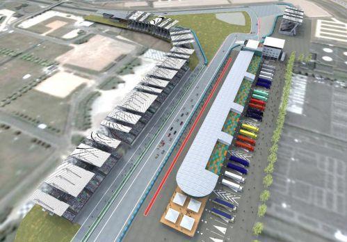 Nevers - Extension du Technopôle de Magny-Cours Nevers10