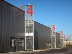 Nevers - Extension du Technopôle de Magny-Cours Nevers11