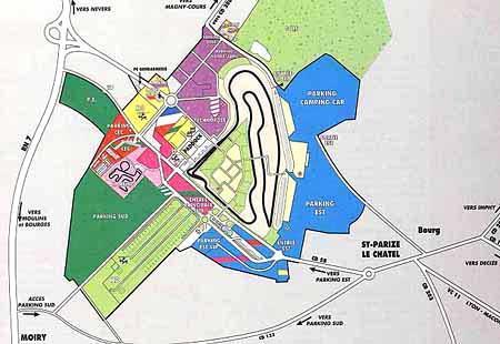 Nevers - Extension du Technopôle de Magny-Cours Plan_t10