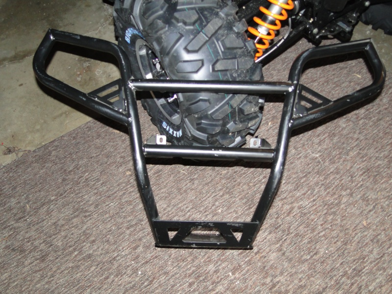 rzr deluxe front brushguard for sale Dsc01114