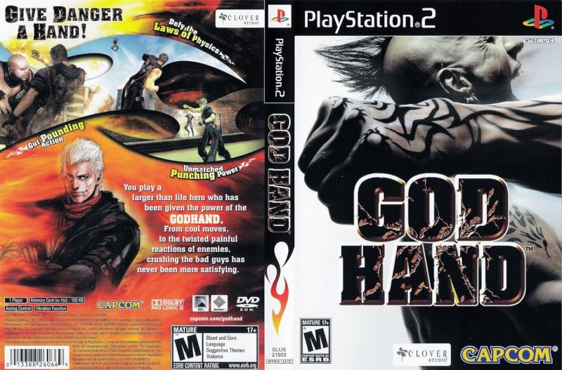 GOD HAND PS2 God_ha11