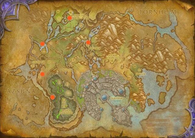 Mana ancestral : obtenir toutes les améliorations Carte_10
