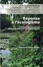 Reponse à l'ecologisme : le livre du contre pouvoir vert Repons10
