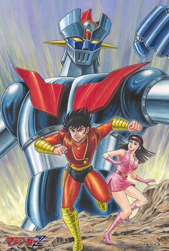 Mazinger Z  Fan-arts - Page 16 16142610