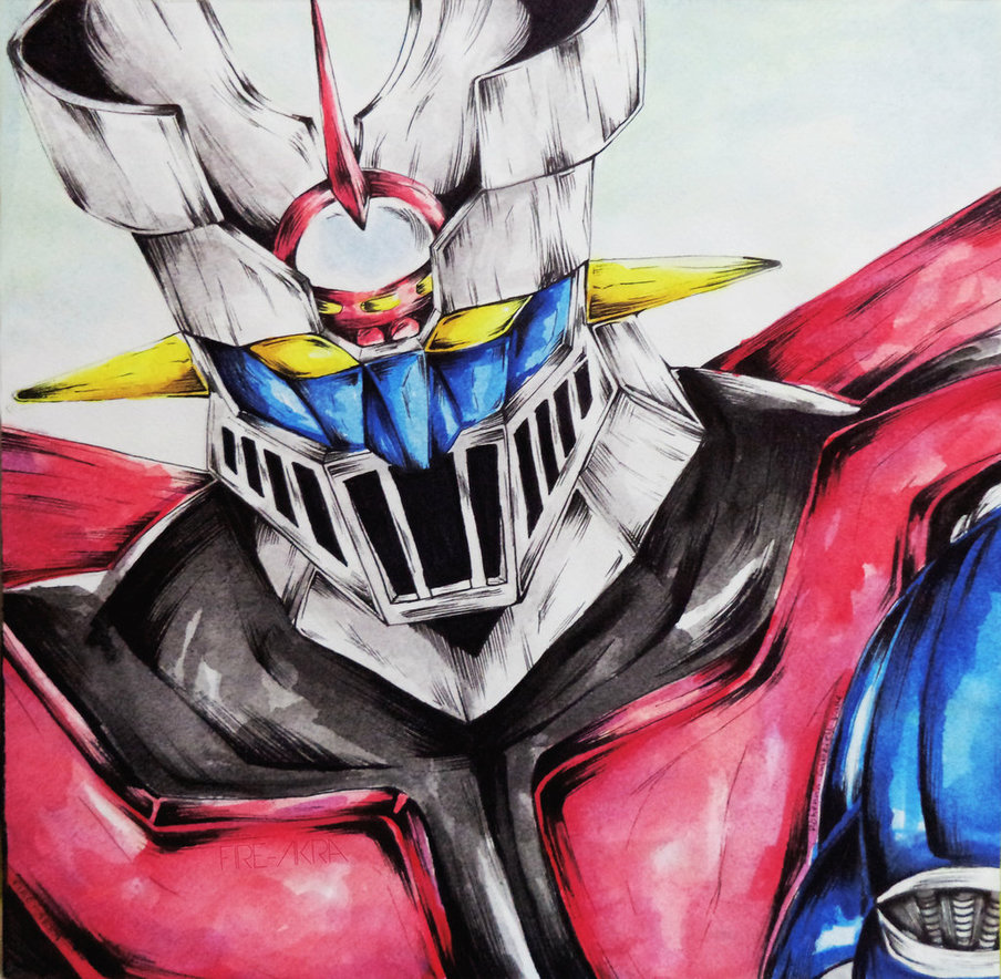 Mazinger Z  Fan-arts - Page 16 Mazing10