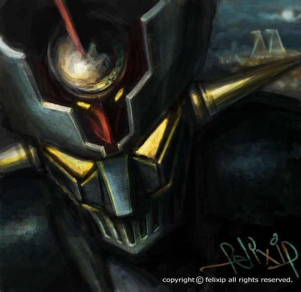 Mazinger Z  Fan-arts - Page 17 Mazing11
