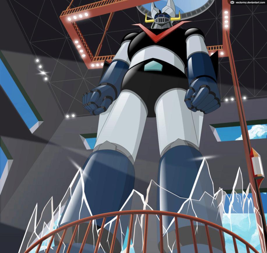 Great Mazinger : Fan-arts ! - Page 10 Ufo_ro12