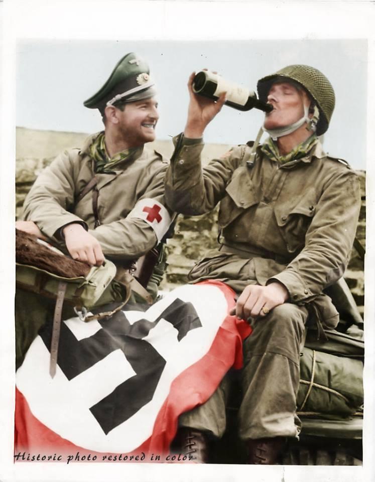Les Images de la Seconde Guerre Mondiale - Page 17 14064210