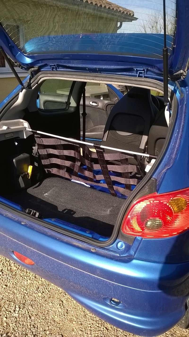 [BoOst] Peugeot 206 RCi de 2003 Filet12