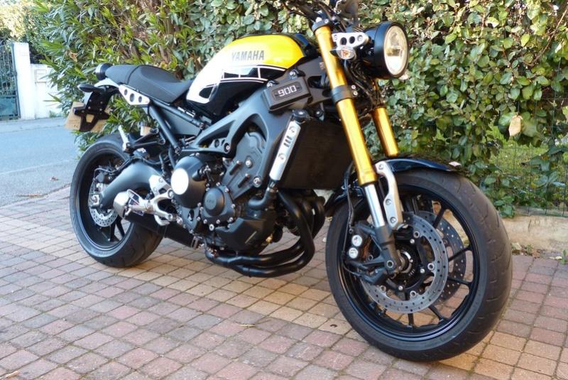 Photos de toutes les Yamaha XSR 900 du forum ! :) P1060639